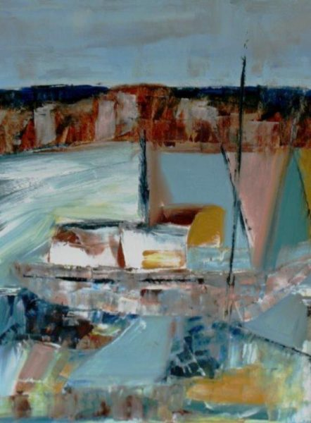 Harbour in the West Country - SOLD