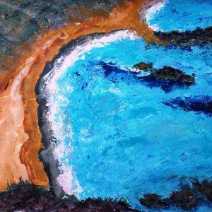 Blue Bay. Menorca