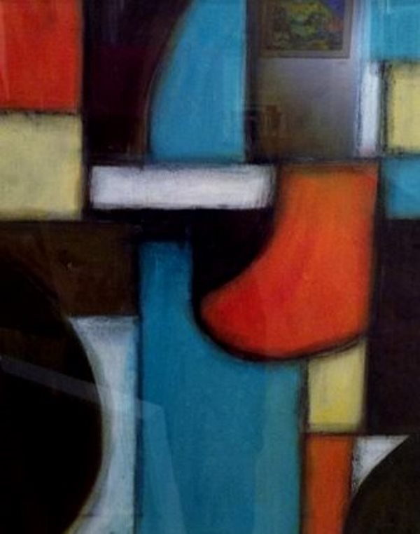 Study with Shapes 1 - SOLD