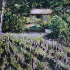 Vineyard in Tuscany, Acrylics £695