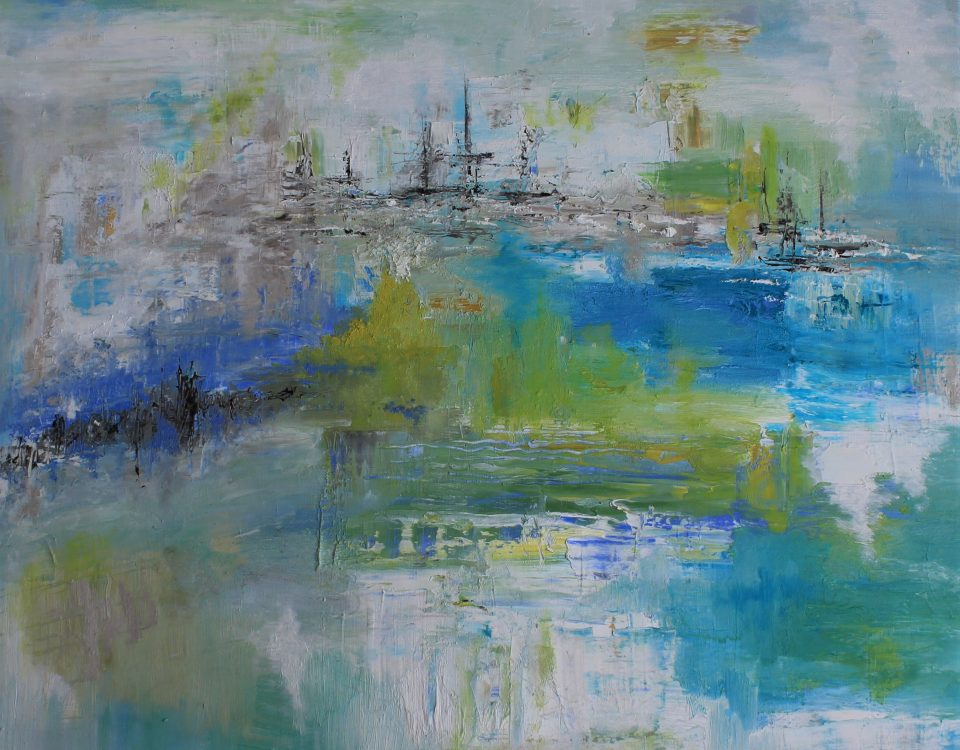 Ships at Bosham Harbour