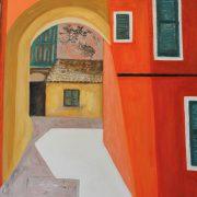 Phillips Suzy, Doorways in Corfu Town